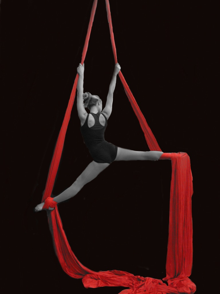 More fun on silks than you can imagine!